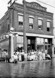 1914 – Newport Flood