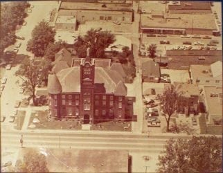 1973 – Jackson County Courthouse in Newport