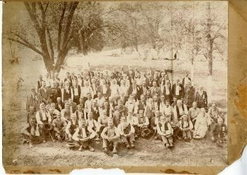 1890's – Jackson Guard Reunion