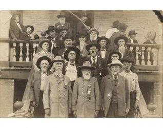 1900's – Jackson Guard Reunion Circa 1900