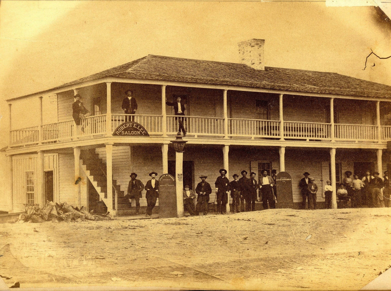 1870's – Robert E. Lee Saloon in Jacksonport