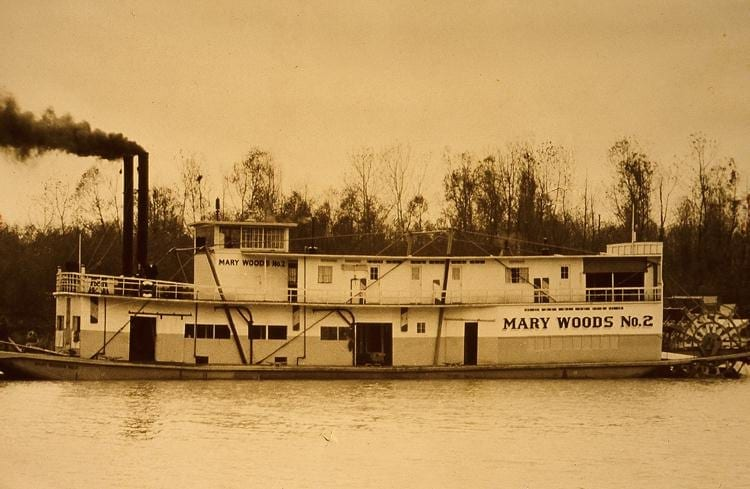 1930's – Mary Woods No. 2
