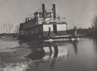 1968 – Mary Woods Number 2 on White River