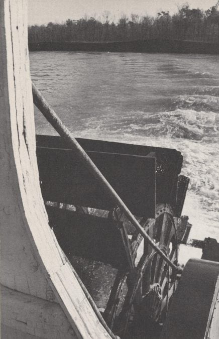 1968 – Mary Woods Number 2 Stern Wheel
