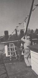 1968 – Mary Woods Number 2 Radio Antenna