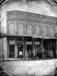 1890's – M.L. Cohn & Company Downtown Newport
