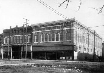 1900's – Wolf Goldman Merchantile Company