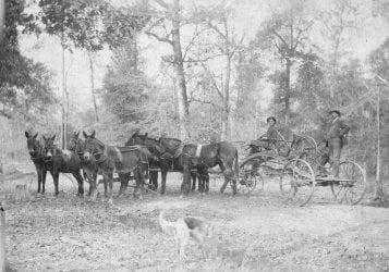 1910's – Judge Coe's Road Grader