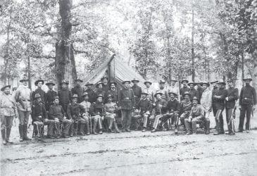 1898 – Company F, 2nd Arkansas Volunteers