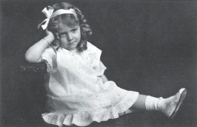 1916 – Lady Elizabeth Watson