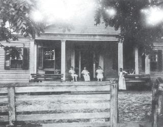 1913 – Williams-Harper House