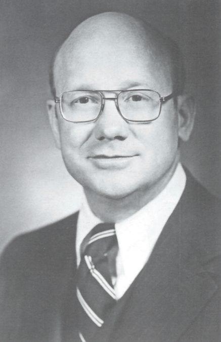 1977 – Senator Kaneaster Hodges Jr