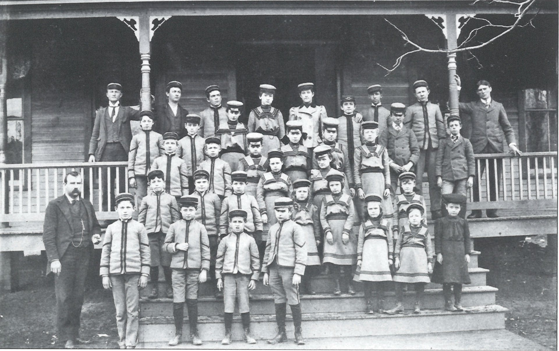 1890's – Doswell Institute