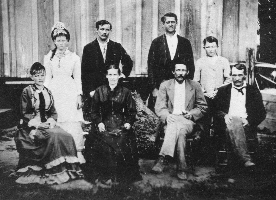 1880's – McDonald Family