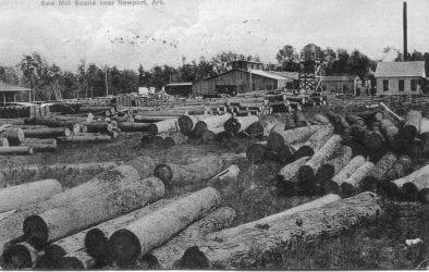 1880's – Sawmill