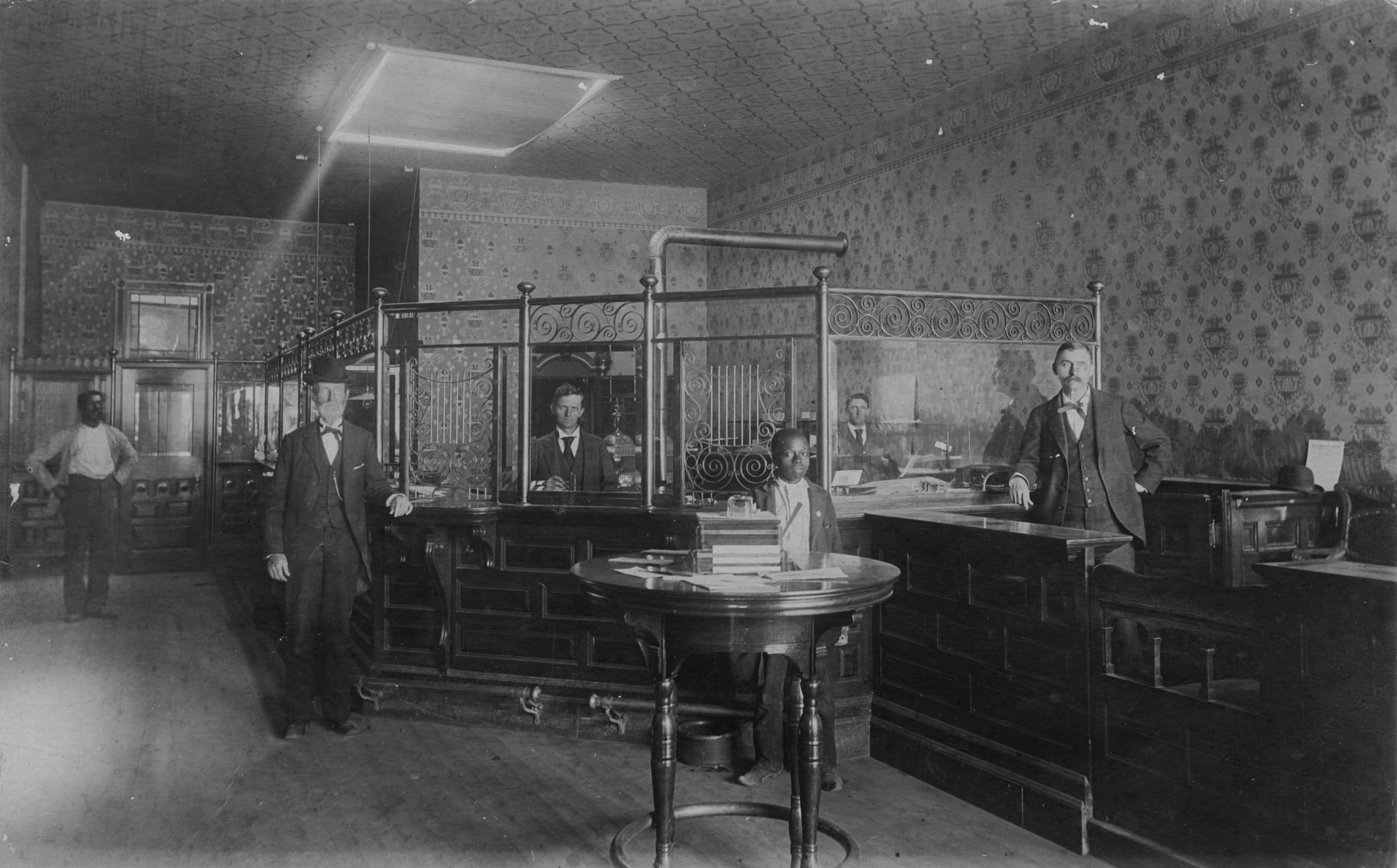 1890's – Safe Deposit Bank