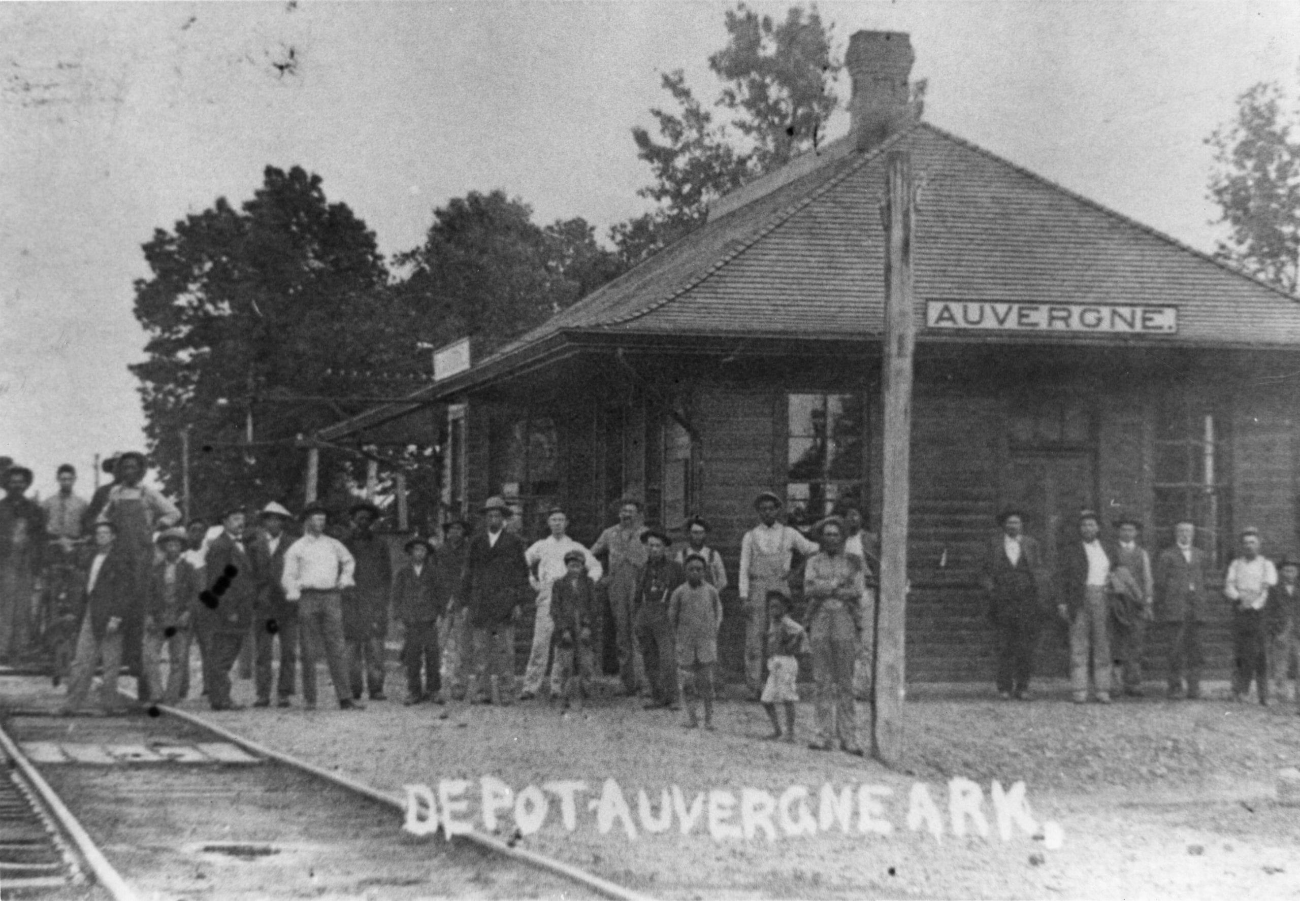 1890's – Auvergne Depot