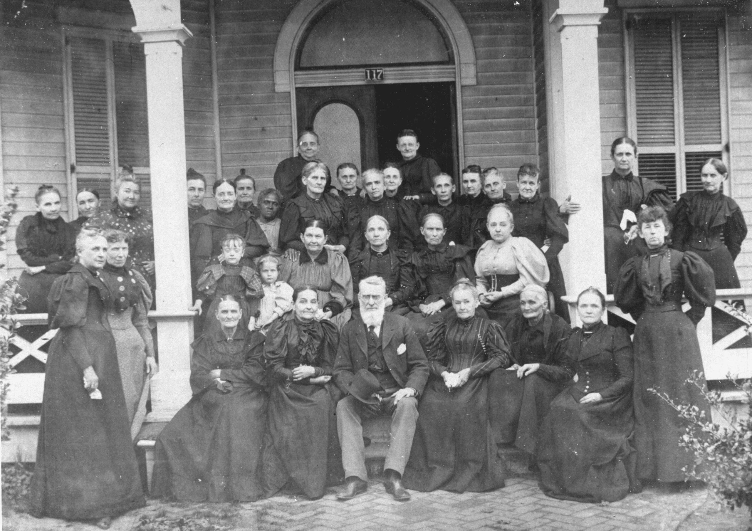 1896 – All Day Dinner