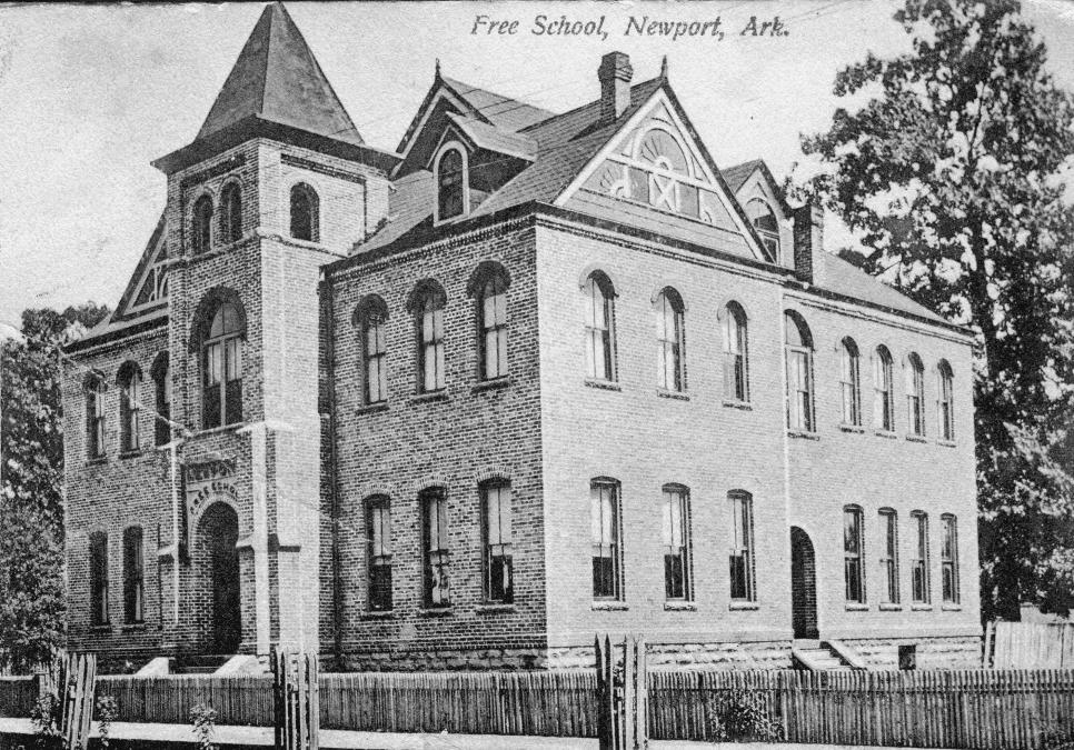1900's – Newport Free School