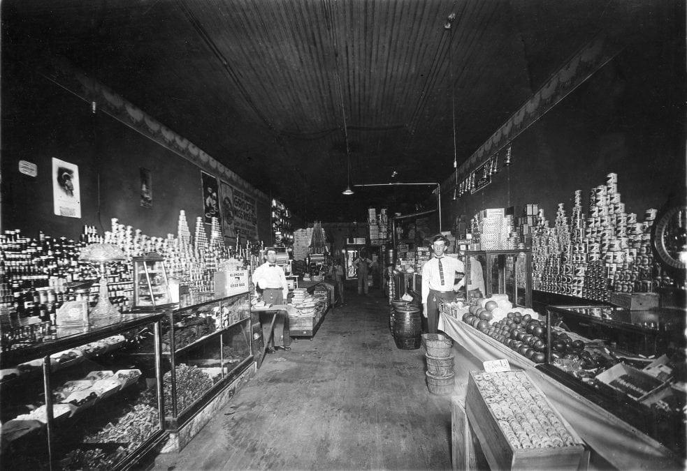 1900's – Snetzer's Grocery