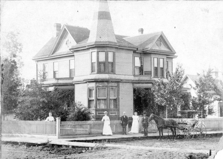 1900's – Empie and Van Dyke Home
