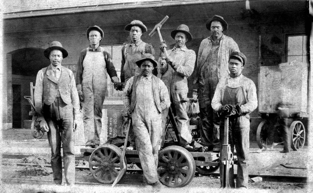 1900's – Railroad Workers