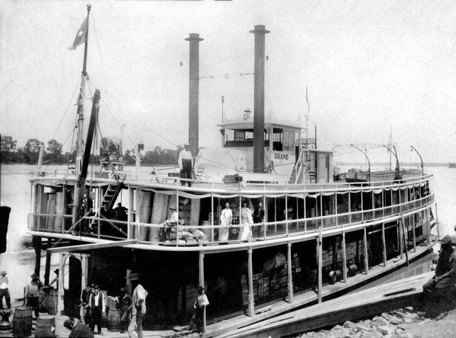 1903 – Steamboat Grand
