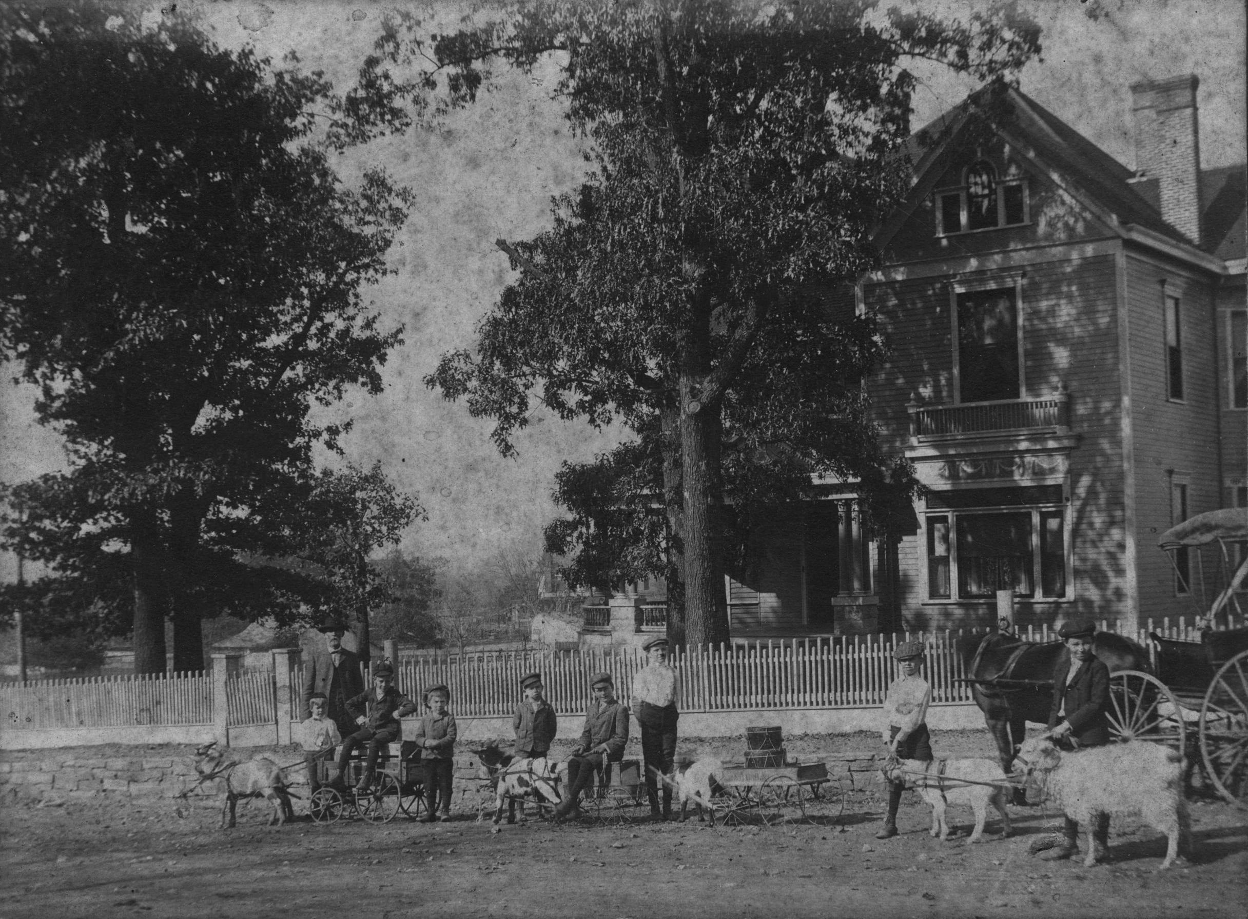 1900's – Shoffner Family