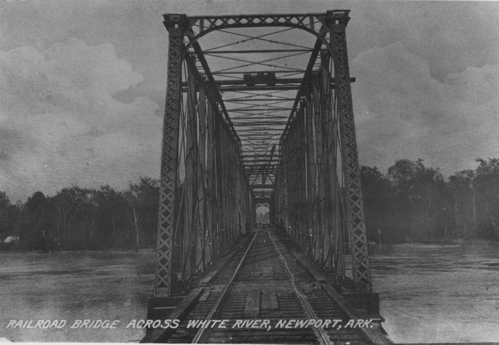 1900's – White River Railroad Bridge