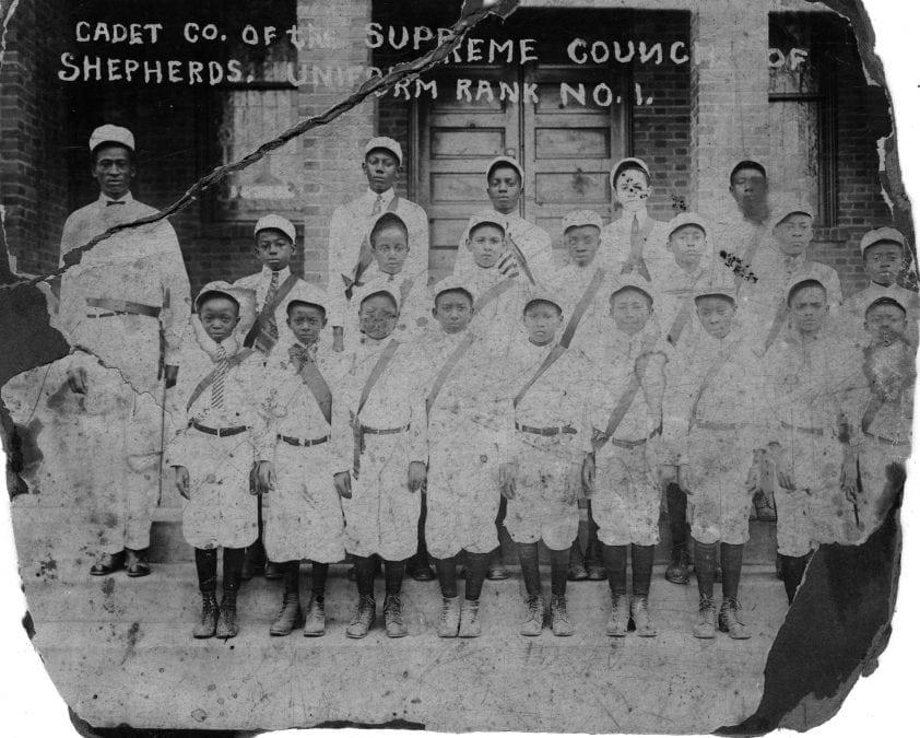 1900's – Supreme Council of Shepherds