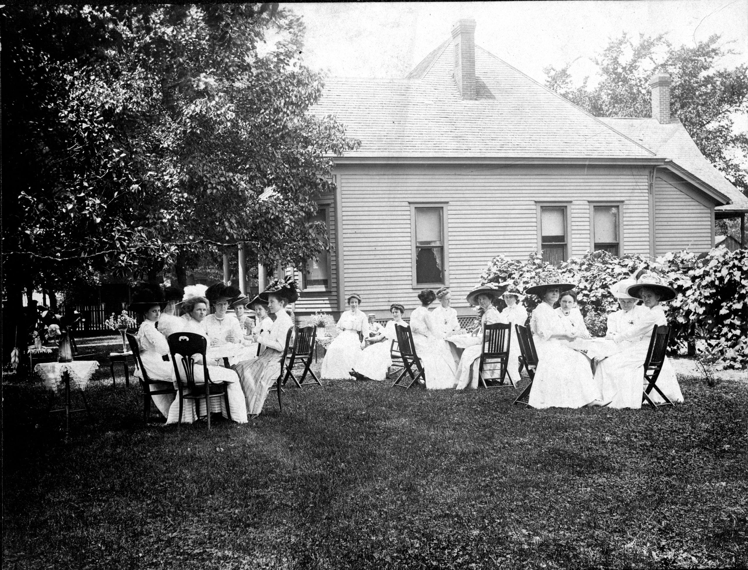 1900's – Watson Afternoon Card Party