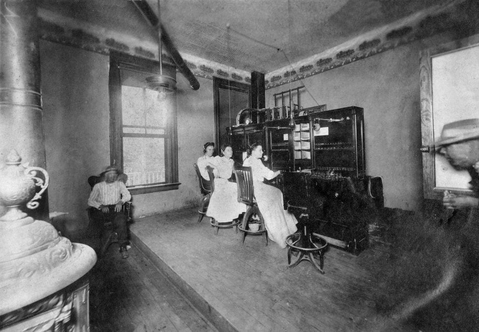 1910 – Southwestern Telephone and Telegraph Company