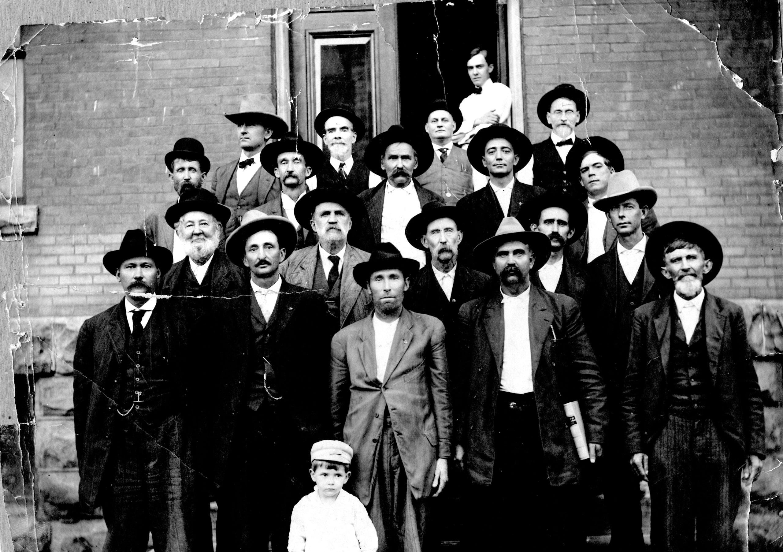 1912 – Jackson County Levying Court