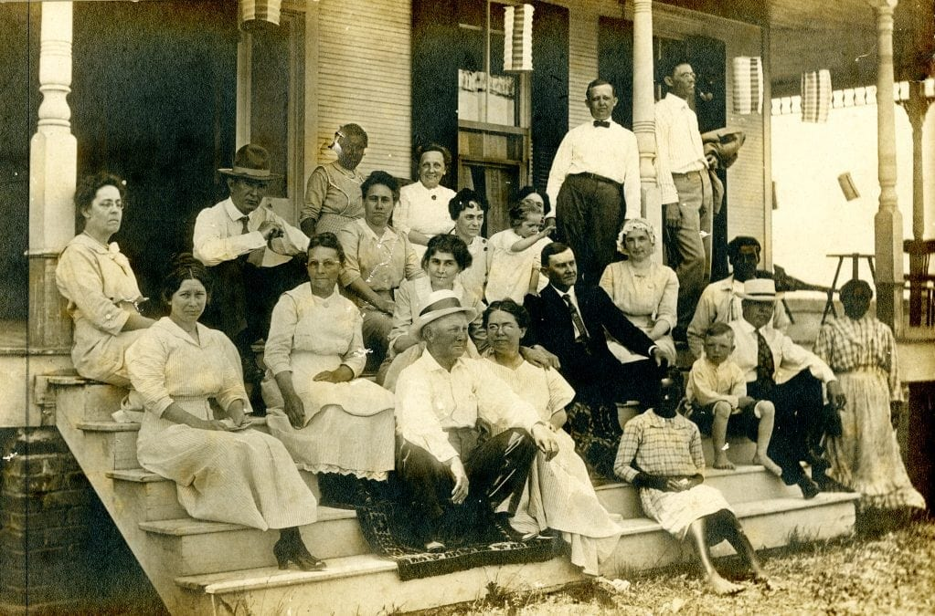 1914 – Louisiana Plantation Party