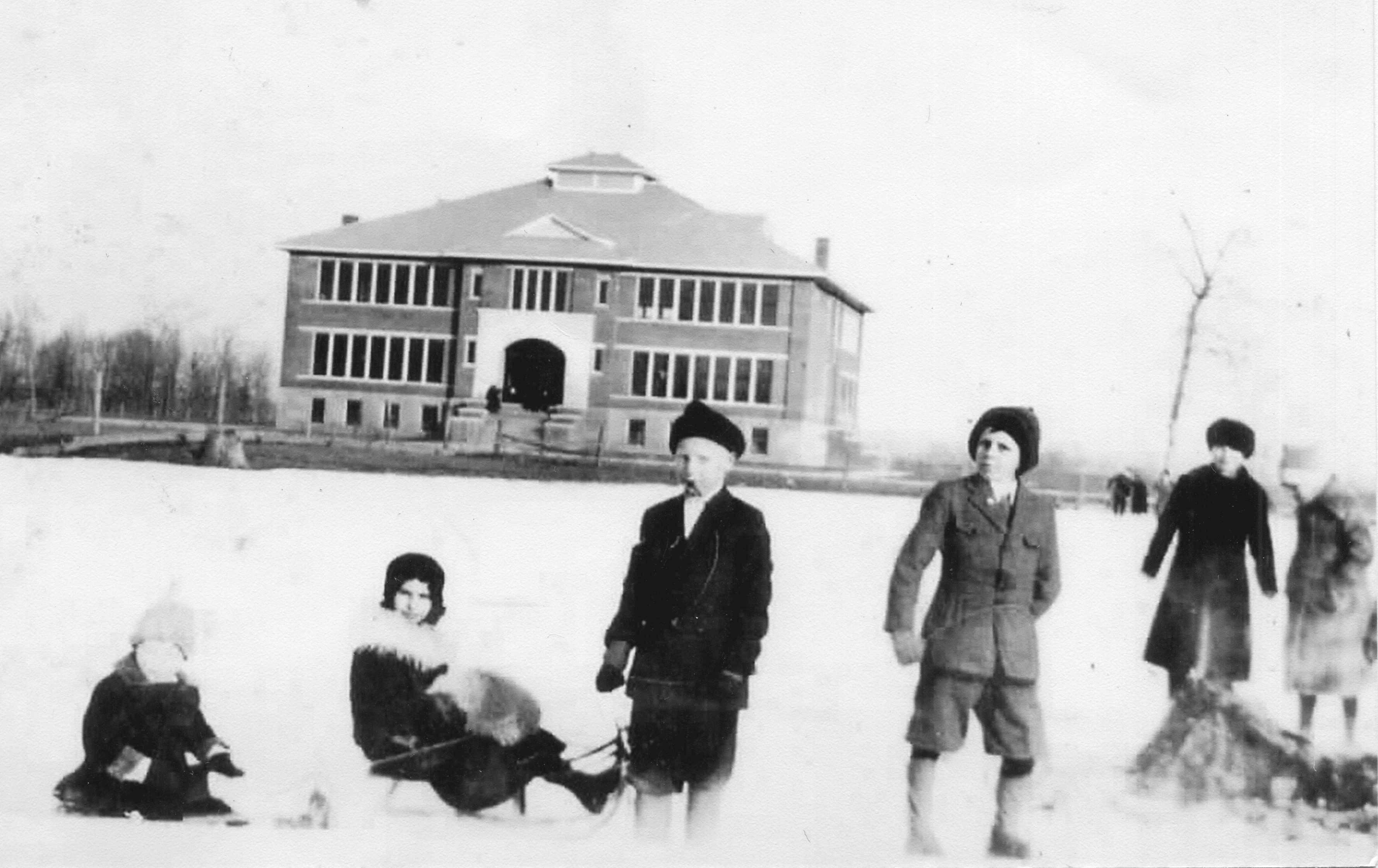 1918 – Swifton High School