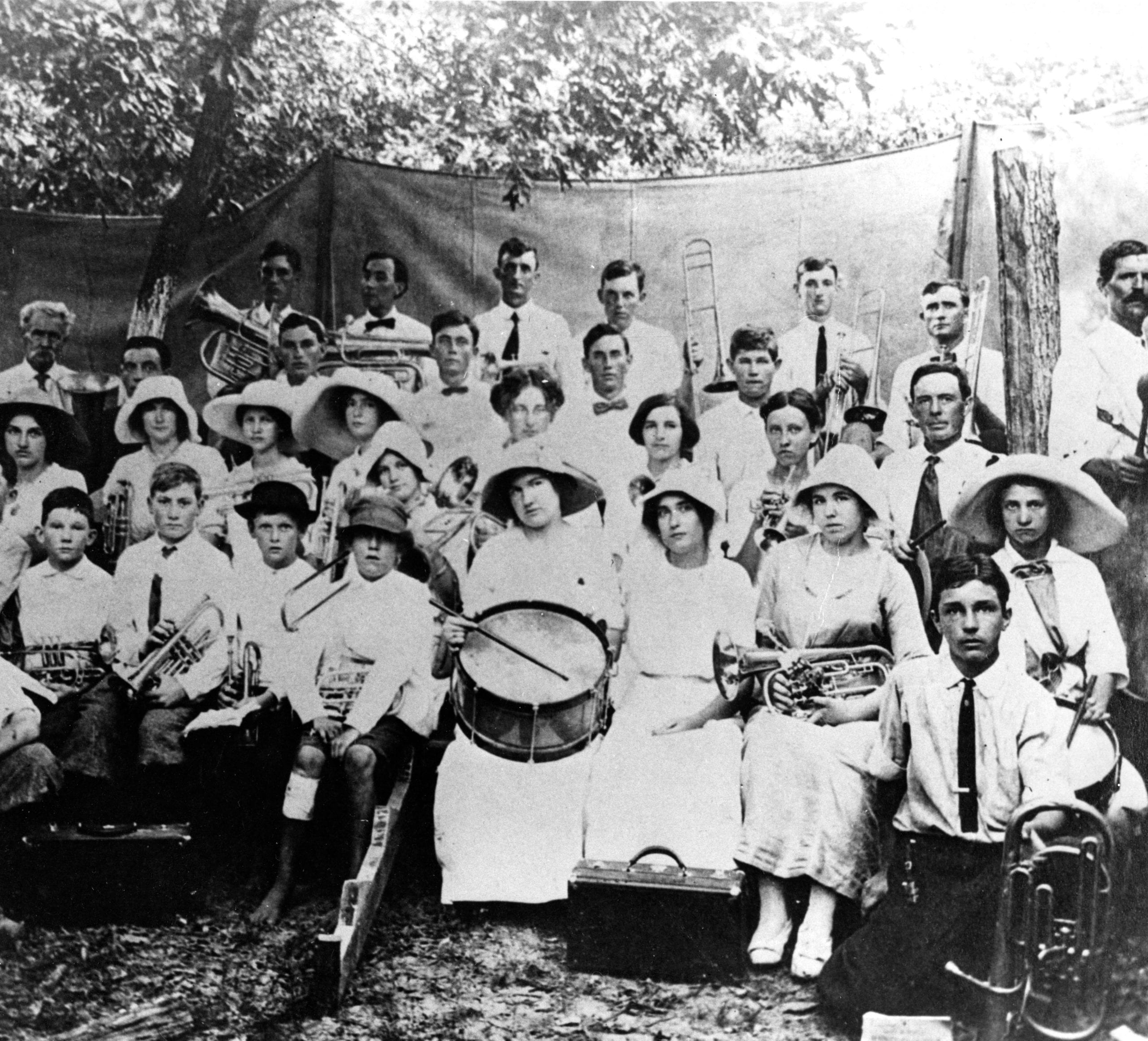 1920's – Jacksonport Town Band