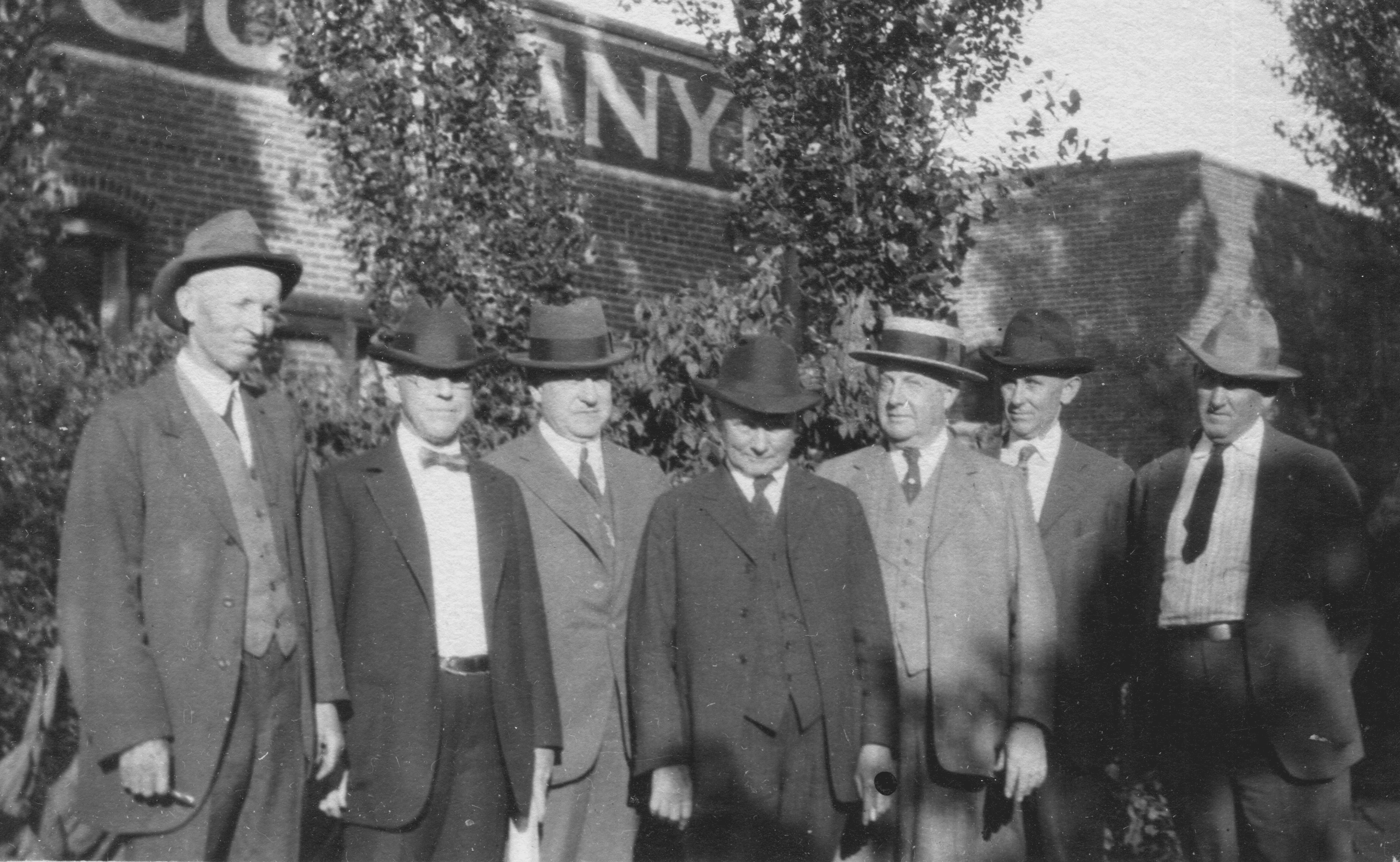 1920's – Newport's Leading Men