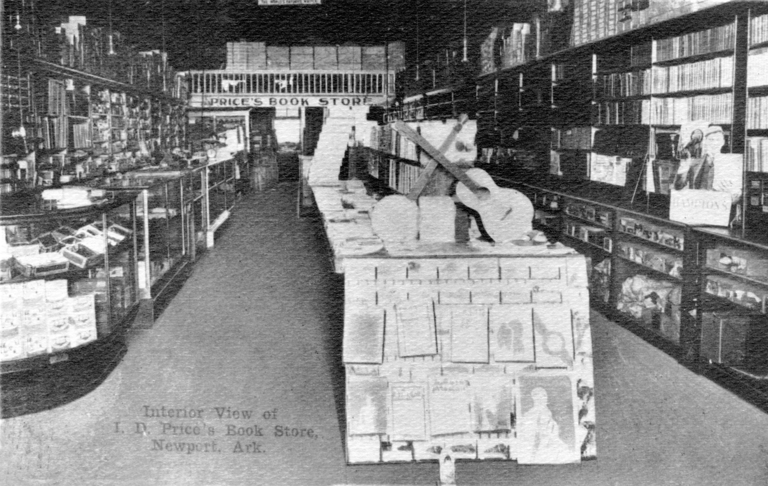 1921 – I.D. Price Book Store