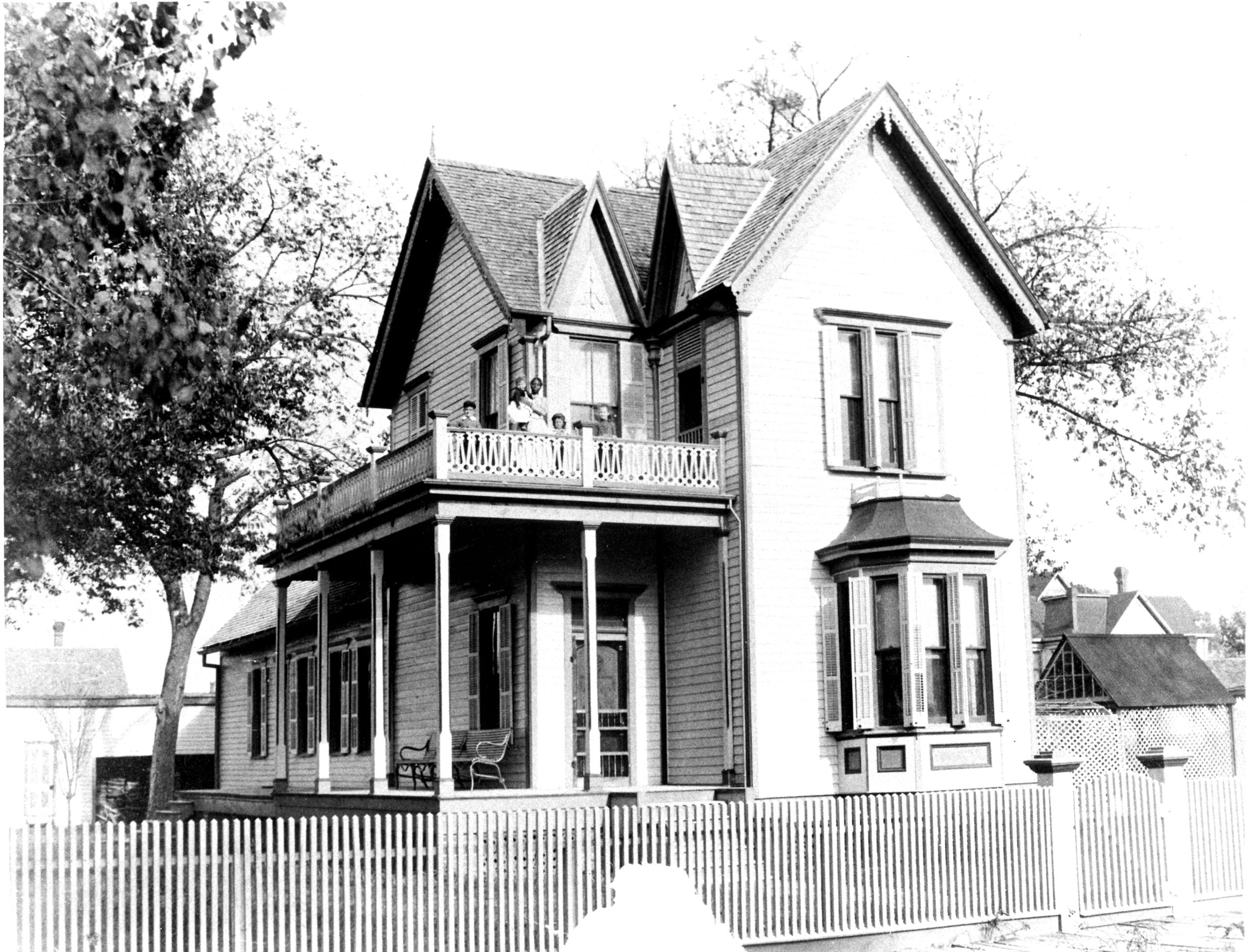 1920's – Wolff Home
