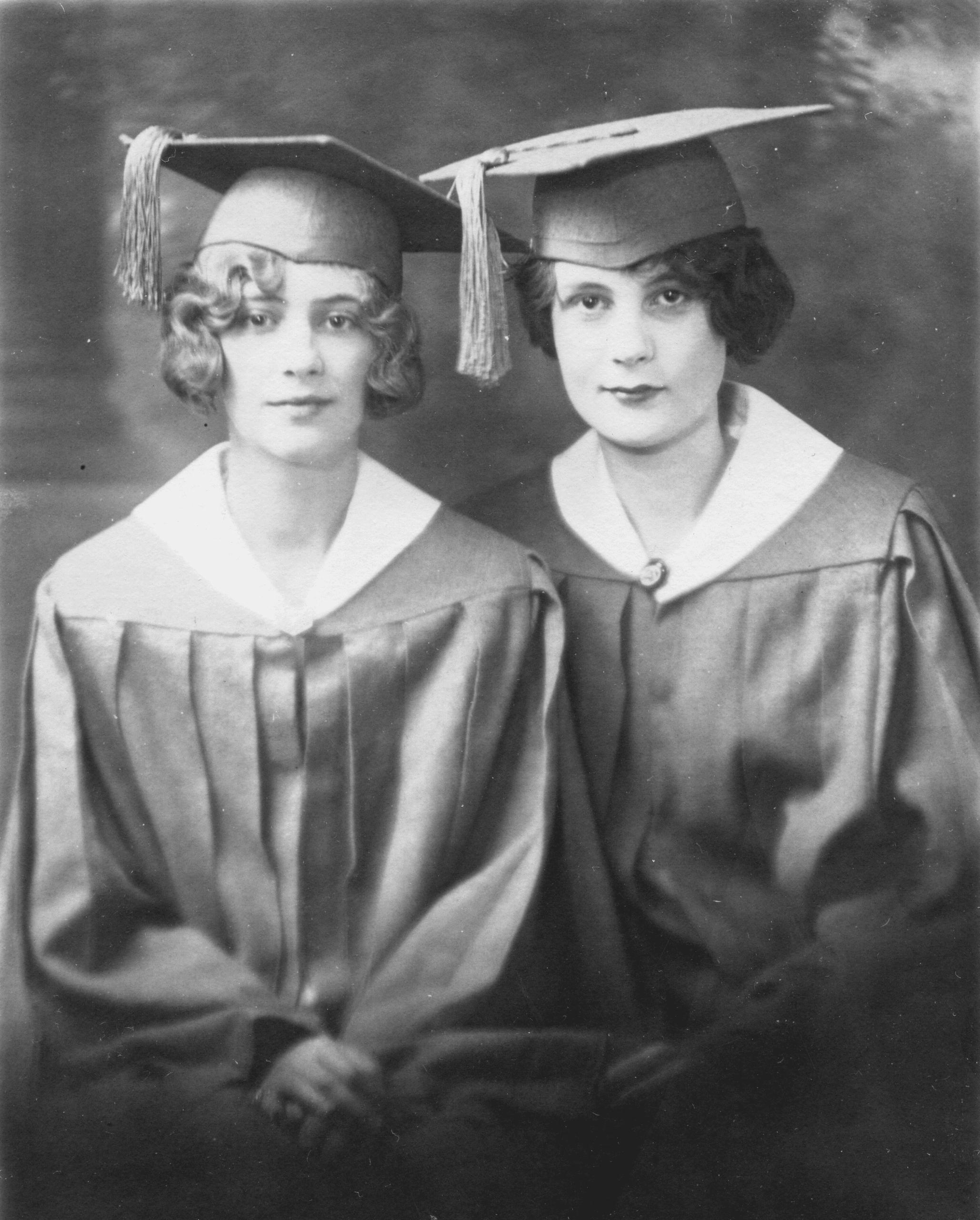 1928 – High School Graduates