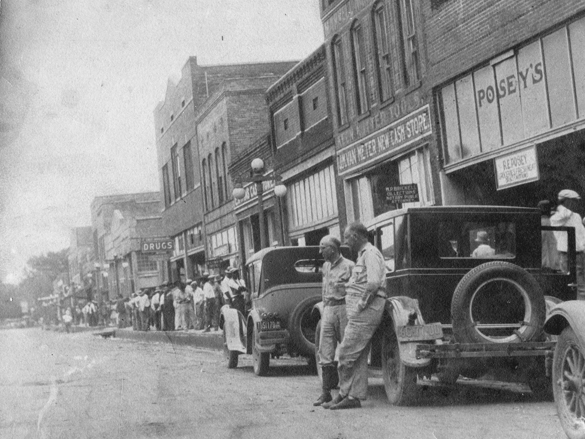 1930's – Front Street