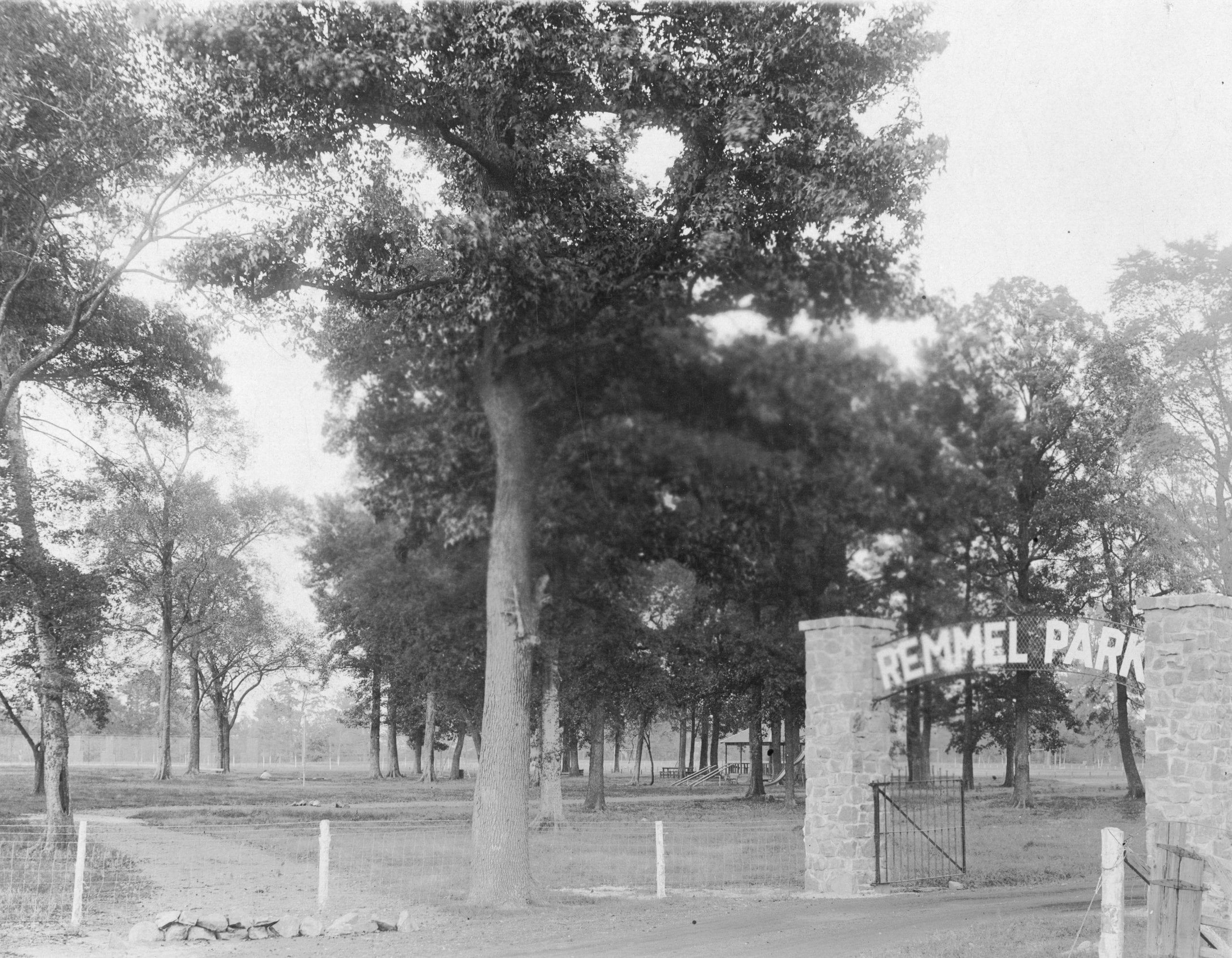 1930's – Remmel Park