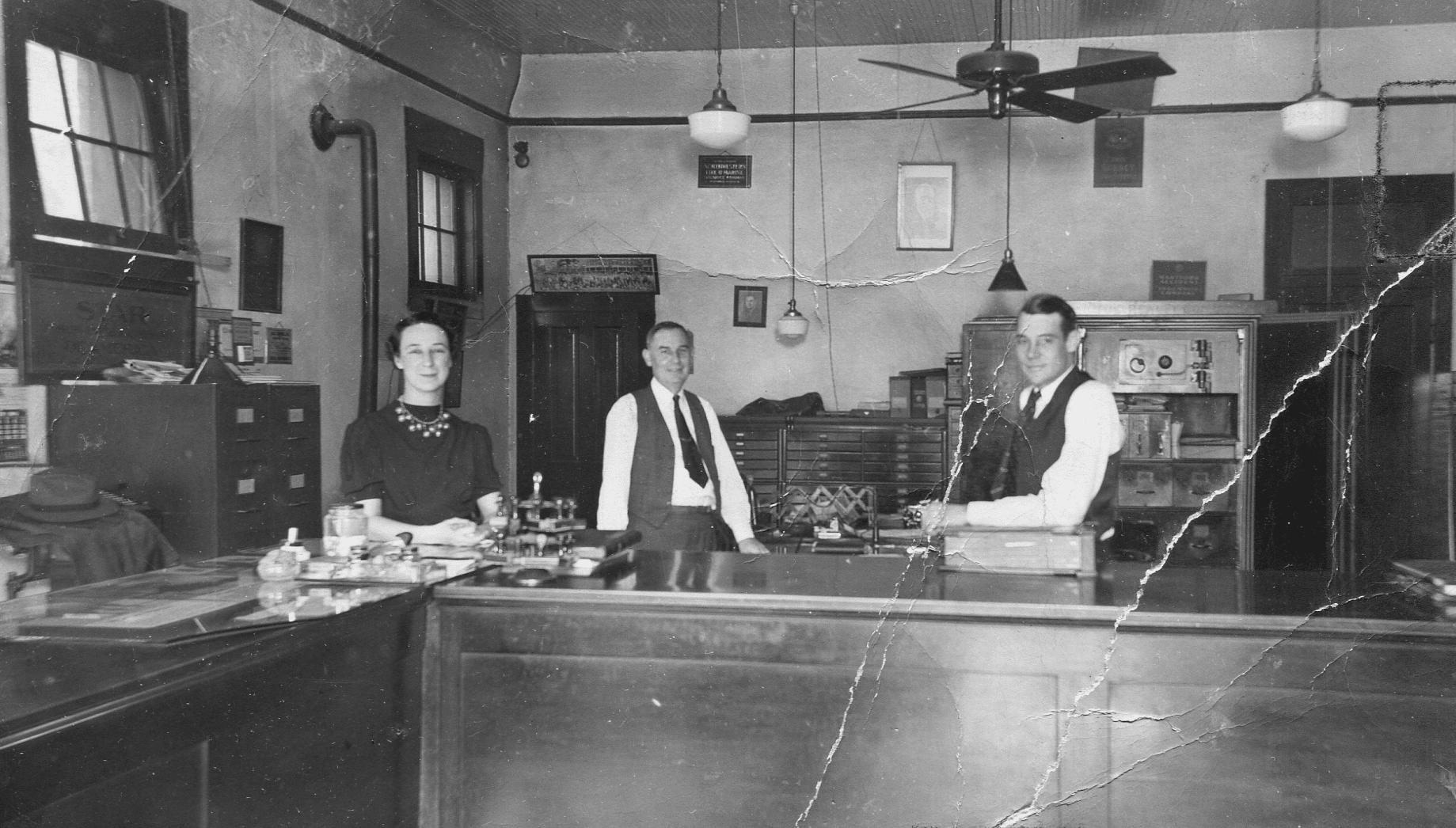 1931 – Hinkle-McDonald Ins Agency