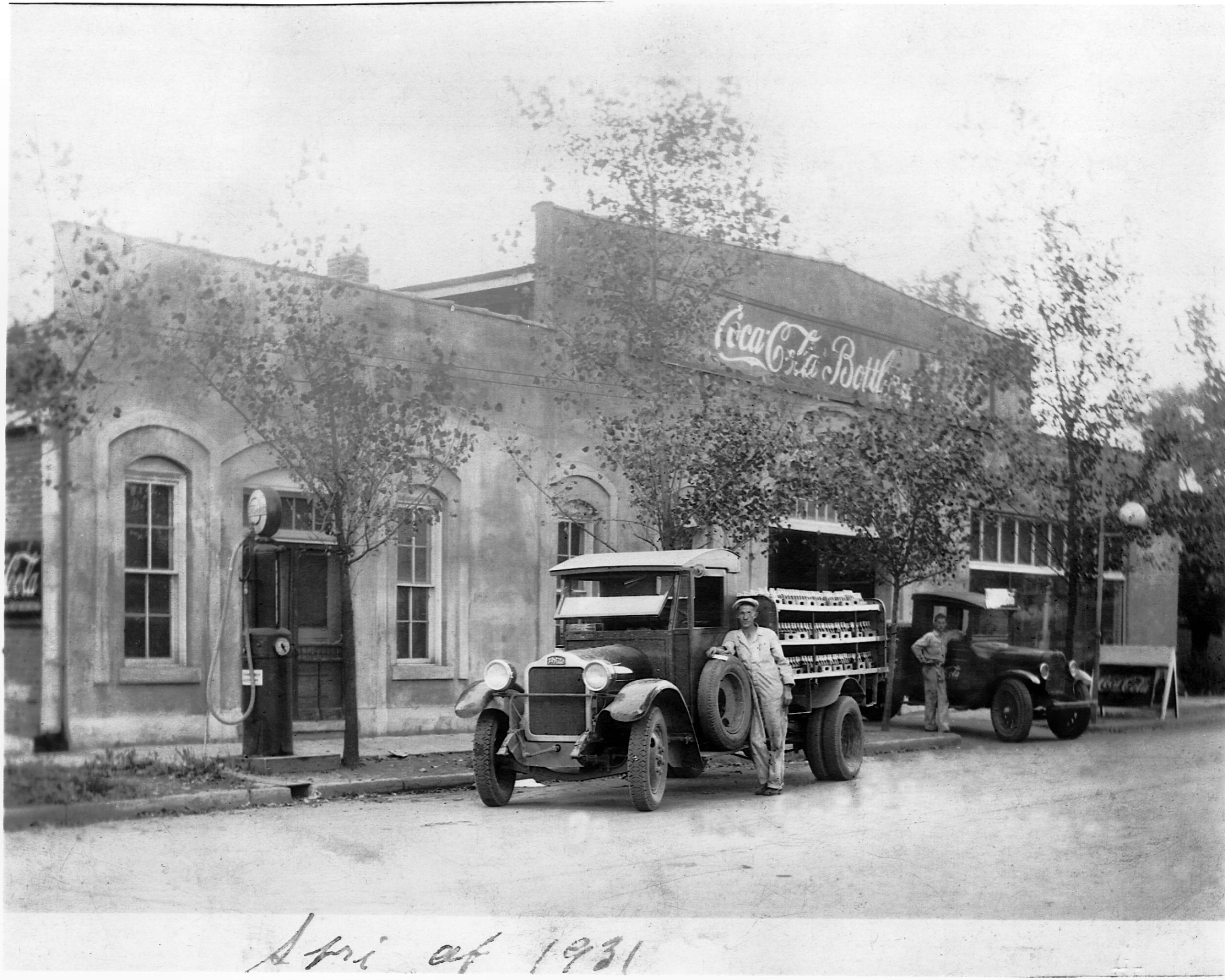 1931 – Coca Cola