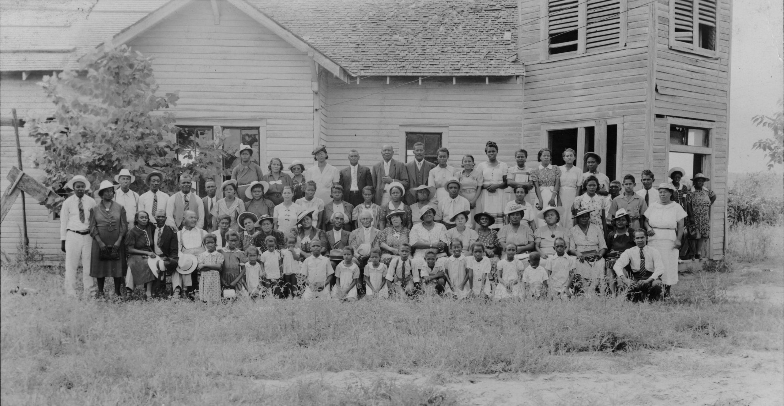 1940's – Mount Gillard Baptist Church