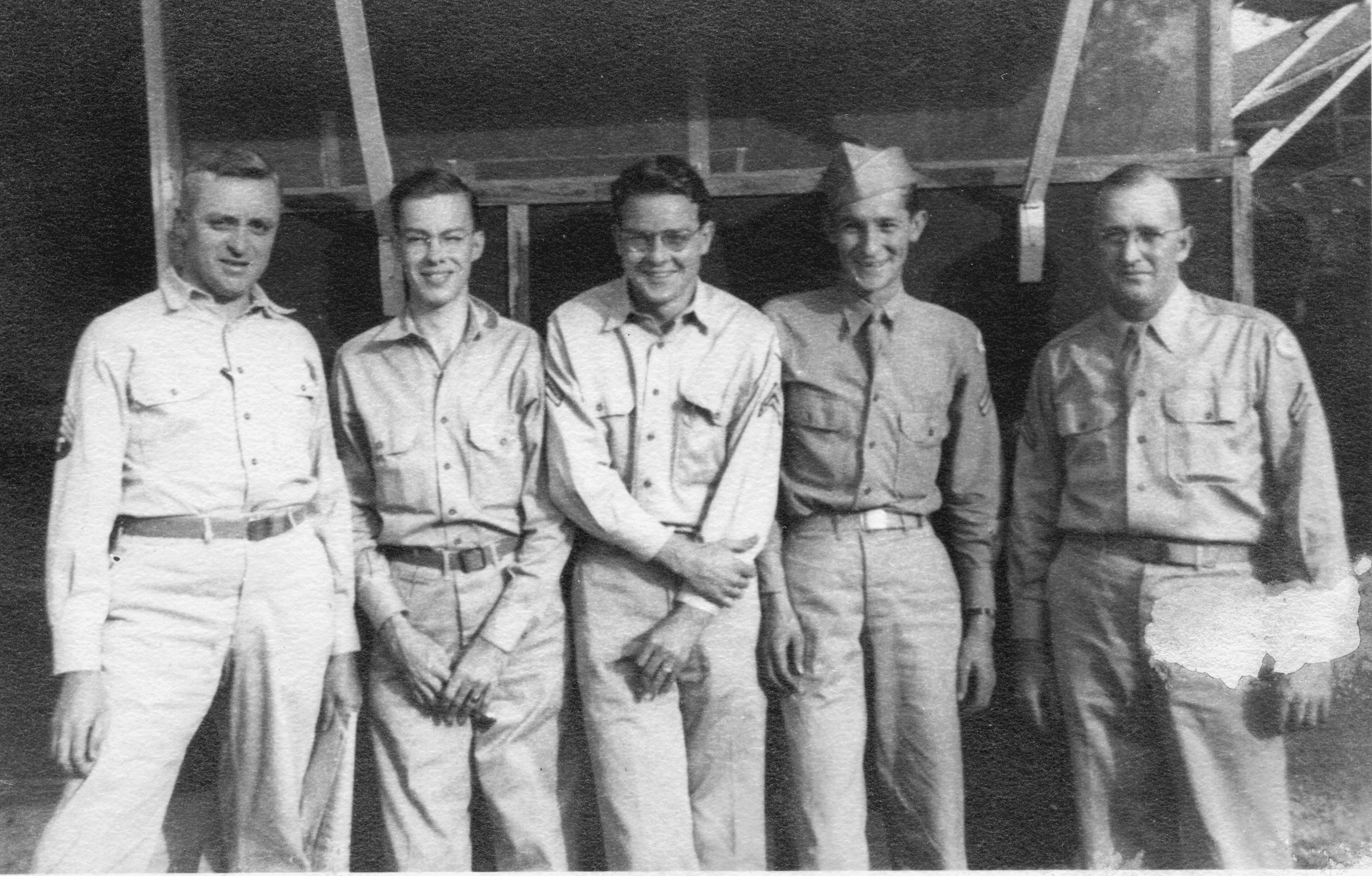 1940's – WWII Newport Soldier