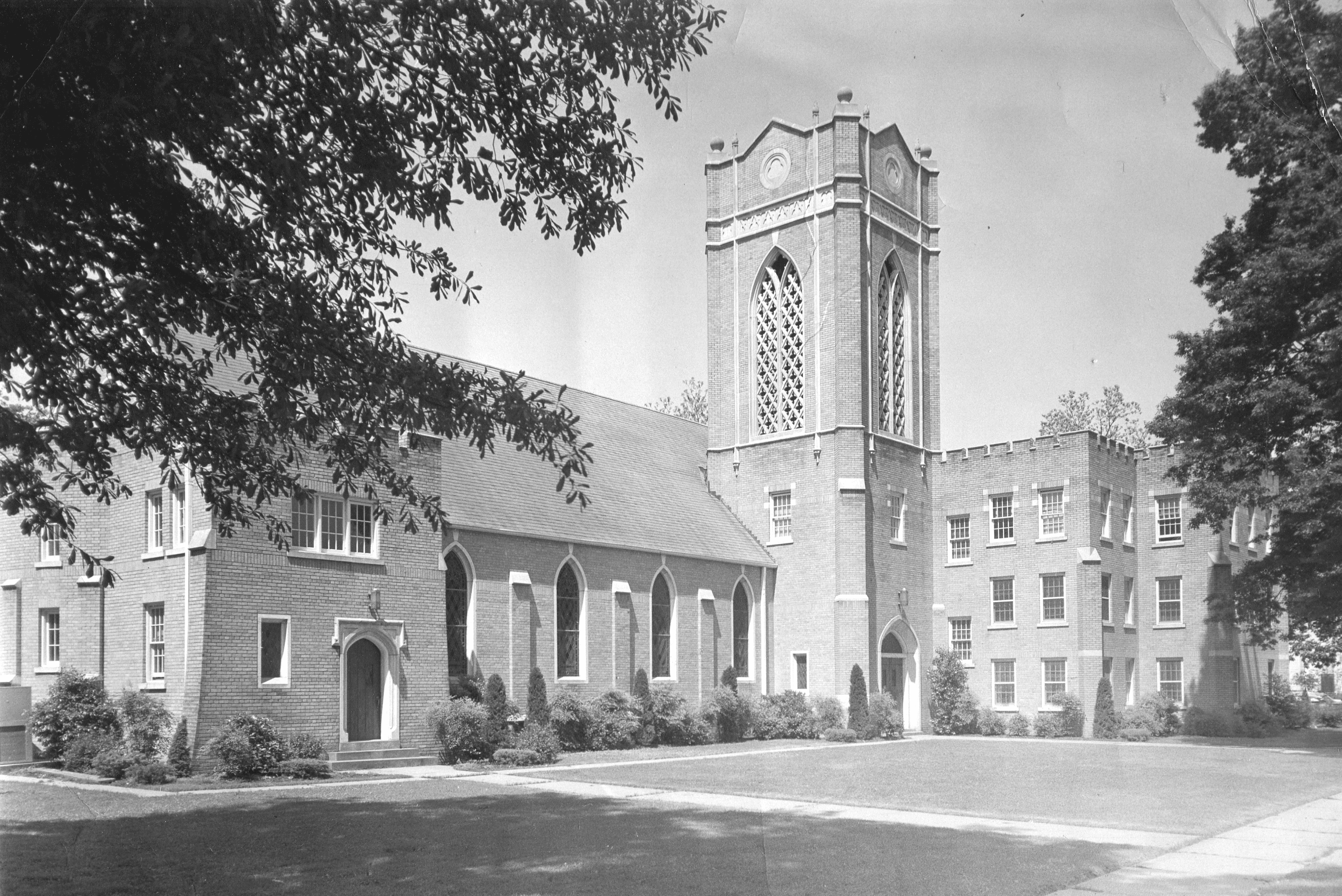 1940's – First Baptist Church