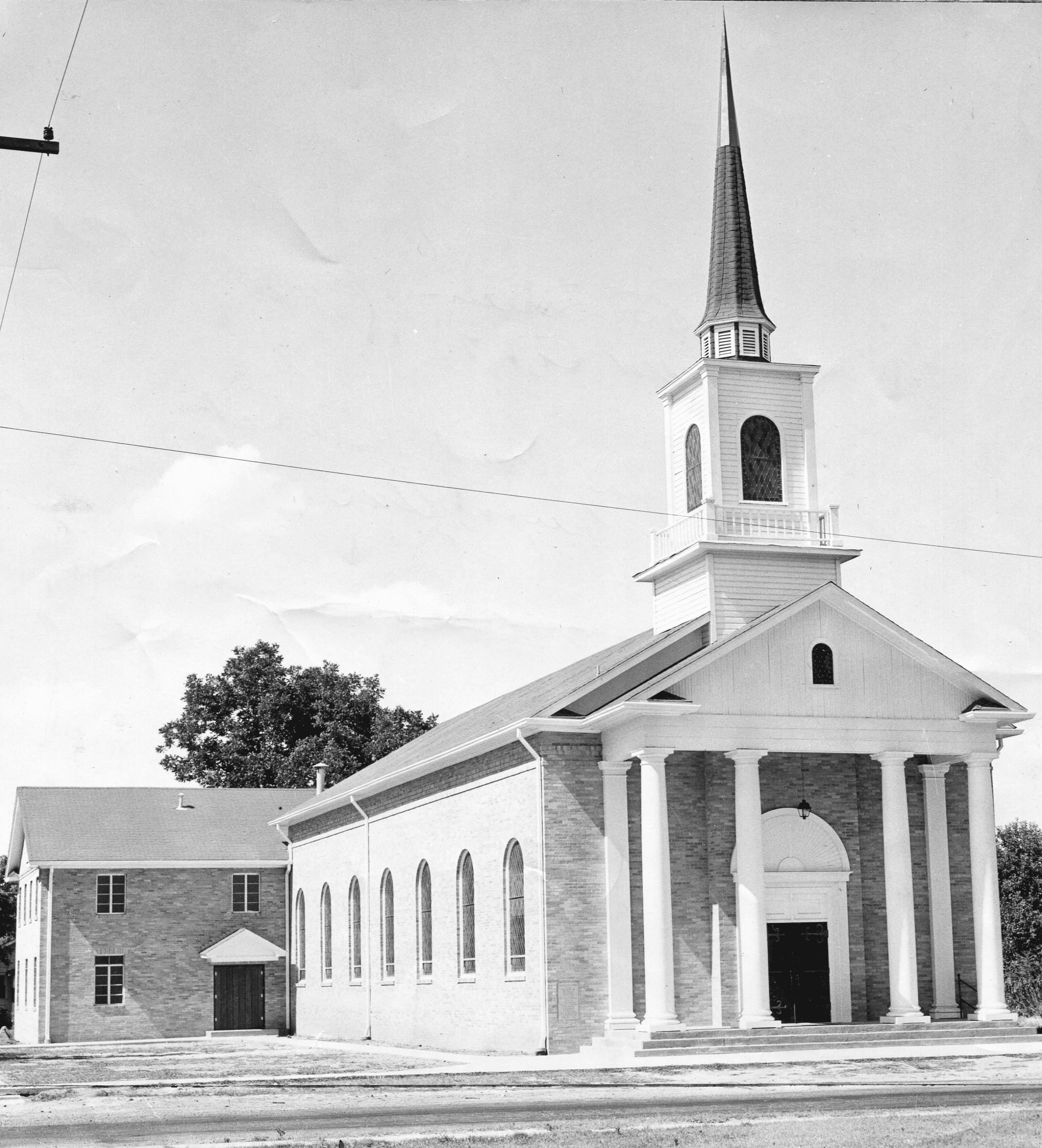 1940's – Holden Avenue Church of Christ