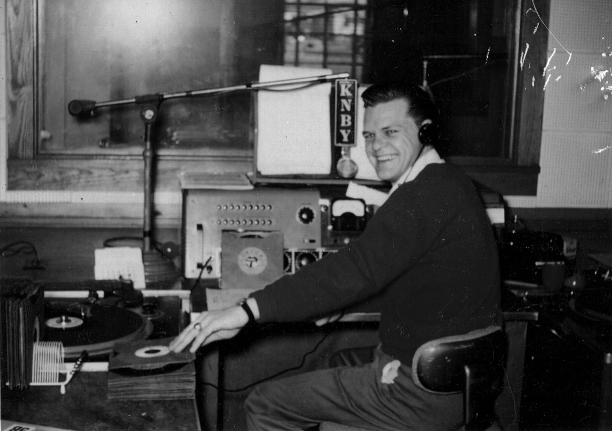 1940's – Steve KNBY