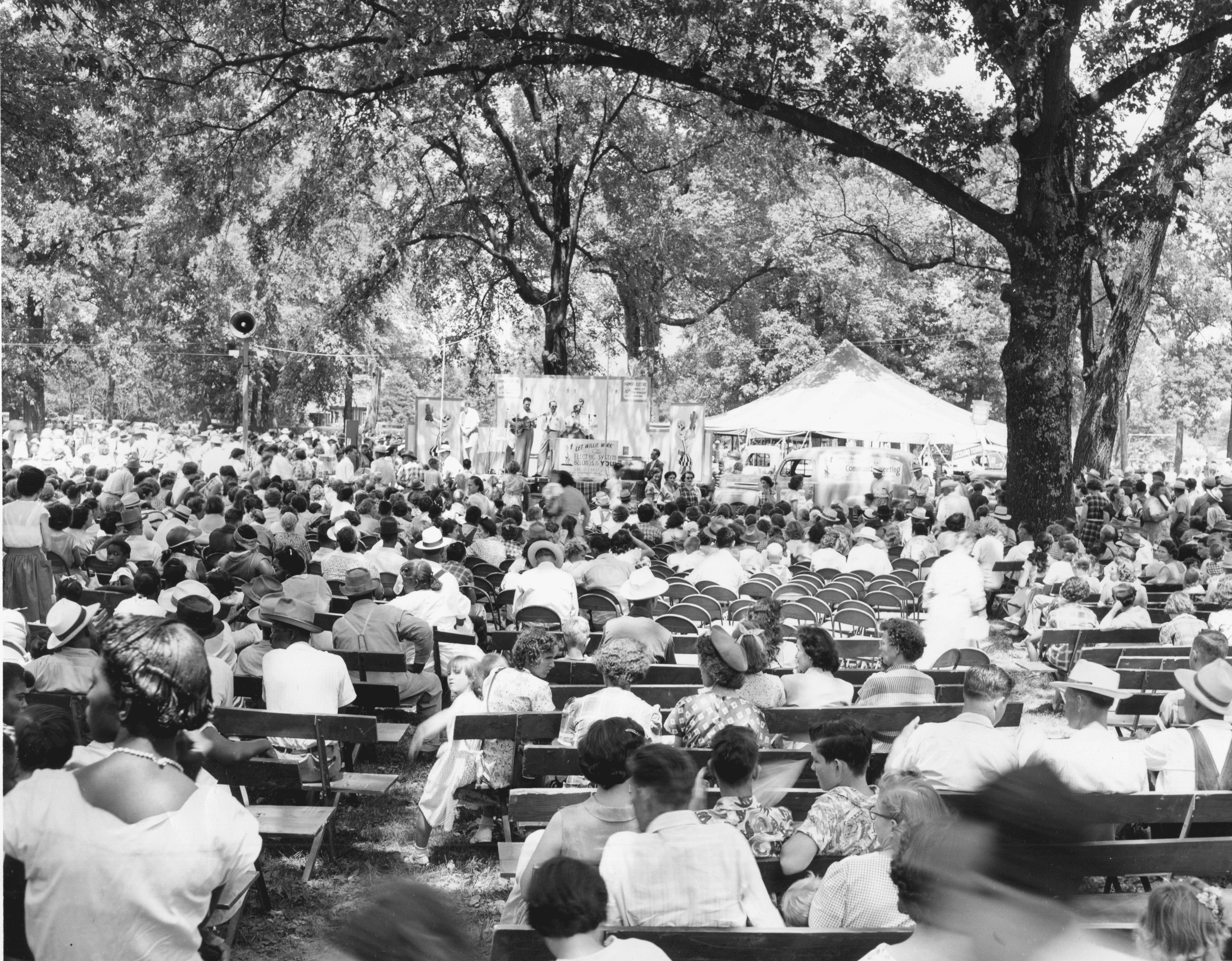 1950's – Farmer's Day, Remmel Park